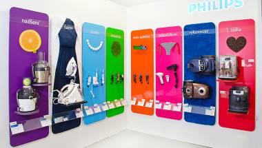 In–store sensory branding