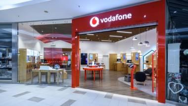Vodafone prodejna budoucnosti